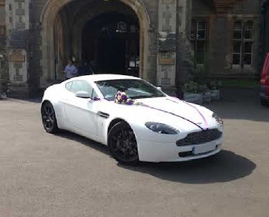 Aston Martin Vantage Hire